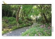 Peaceful Garden Path Carry-all Pouch