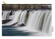 Peaceful Grand Falls Carry-all Pouch