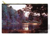 Peaceful In Infrared No1 Carry-all Pouch