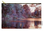 Peaceful In Infrared No2 Carry-all Pouch