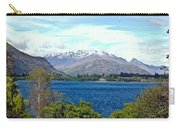 Peaceful Lake -- New Zealand Carry-all Pouch