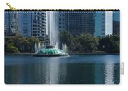 Peaceful Lake Eola Carry-all Pouch