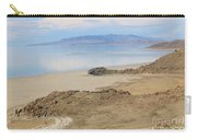 Peaceful Moments By The Salt Lake 4 Carry-all Pouch