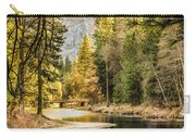 Peaceful Mountain River Carry-all Pouch