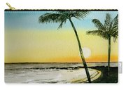 Peaceful Palms Carry-all Pouch
