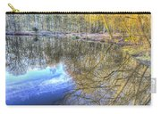 Peaceful Pond Reflections  Carry-all Pouch