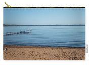 Grand Traverse Bay Beach-michigan  Carry-all Pouch