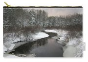 Peaceful River Carry-all Pouch