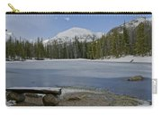 Peaceful Rocky Mountain National Park Carry-all Pouch
