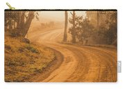Peaceful Tasmania Country Road Carry-all Pouch
