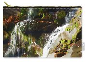 Peaceful Waterfall Carry-all Pouch