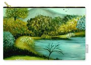 Peaceful  Waters 2 Carry-all Pouch