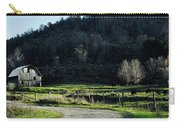 Peaceful West Virginia Valley Carry-all Pouch