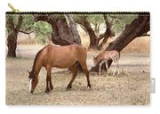 Peacefully Grazing Carry-all Pouch