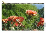 Peach Colored Beauties Carry-all Pouch