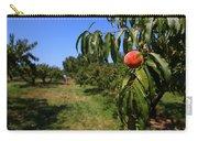 Peach Grove Carry-all Pouch