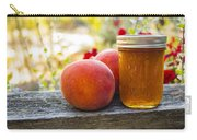 Peach Jelly Carry-all Pouch