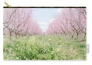 Peach Orchard 4 Carry-all Pouch