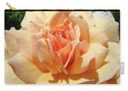 Peach Rose Art Prints Roses Flowers Giclee Prints Baslee Troutman Carry-all Pouch
