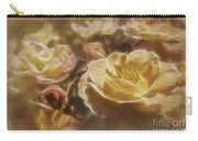 Peach Yellow Roses Carry-all Pouch