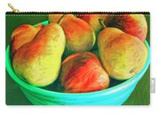 Peaches And Pears Carry-all Pouch