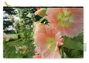 Peaches And Petals Carry-all Pouch
