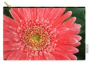 Peachy Gerbera Carry-all Pouch