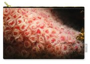Peachy Urchins Carry-all Pouch