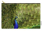 Peacock At Frankenmuth Michigan Carry-all Pouch