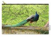 Peacock, Chateau De Saint-germain-de-livet Carry-all Pouch