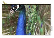 Peacock Mating Season Carry-all Pouch