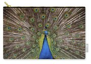 Peacock Plumage Carry-all Pouch