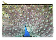 Peacock Show Carry-all Pouch