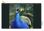 Peacocks Squawk Carry-all Pouch