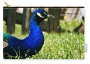 Peafowl Eye To Eye Carry-all Pouch