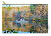Peak Autumn Reflection 6 Carry-all Pouch