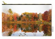 Peak Autumn Reflection 7 Carry-all Pouch