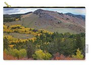Peak To Peak Highway Boulder County Colorado Autumn View Carry-all Pouch