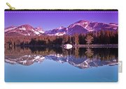 Peaks In The Mirror Carry-all Pouch