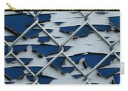 Pealing Paint Fence Abstract 2 Carry-all Pouch