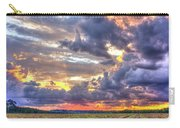 Peanuts, Clouds And Sun Carry-all Pouch