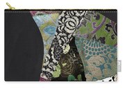 Pear Brocade II Carry-all Pouch