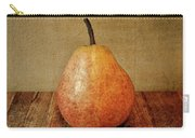Pear On Cutting Board 1.0 Carry-all Pouch