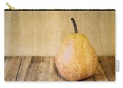 Pear On Cutting Board 2.0 Carry-all Pouch