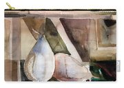Pear Study In Watercolor Carry-all Pouch