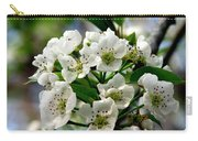Pear Tree Blossoms 1 Carry-all Pouch
