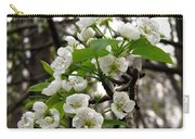 Pear Tree Blossoms 2 Carry-all Pouch