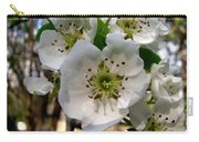 Pear Tree Blossoms 3 Carry-all Pouch