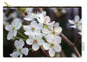 Pear Tree Blossoms II Carry-all Pouch