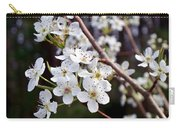 Pear Tree Blossoms IIi Carry-all Pouch